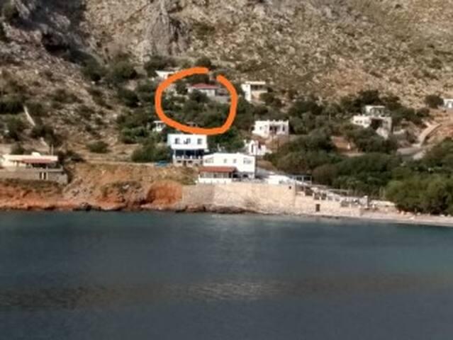 KALYMNOS SEVASTIS HOLIDAY HOUSE