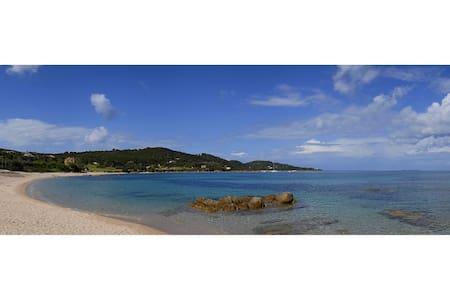 Rez-de-villa indépendant à 300m de la plage - Coti-Chiavari - Haus