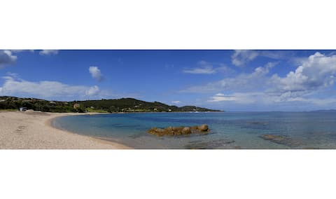 Rez-de-villa indépendant à 300m de la plage