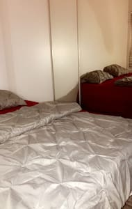 Private Room || 1 King Size Memory Bed - Milpitas - Selveierleilighet