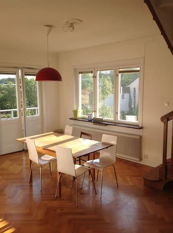 Unique two floor apartment