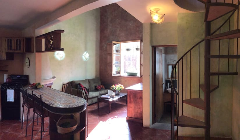Beautiful Apartement in the Historic district - Antigua Guatemala - Apartment