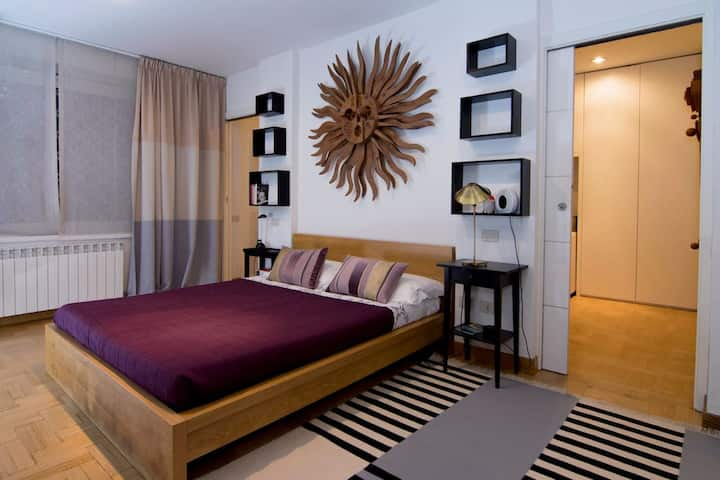 La Casetta - Luxury Apartment - Villa Borghese