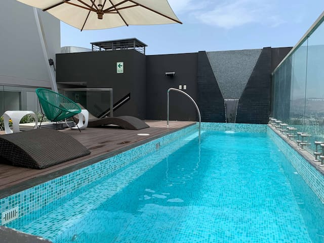 New Building, Rooftop Pool, ♡ of Barranco
