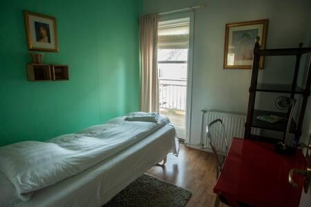 Loki 101 Guesthouse - Single Room 1 - Reikiavik
