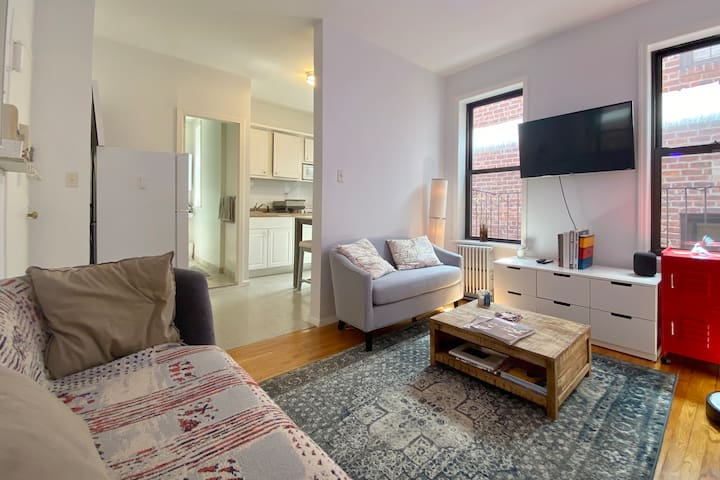 1 bedroom retreat in heart of thriving SoHo