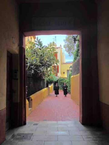 Passatge Mallofrè, Sarrià