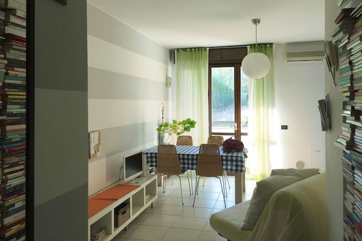 Simo's apartment
