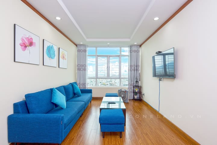 LUXURY 3BRB APT IN CENTER (Zoneland Apartments)