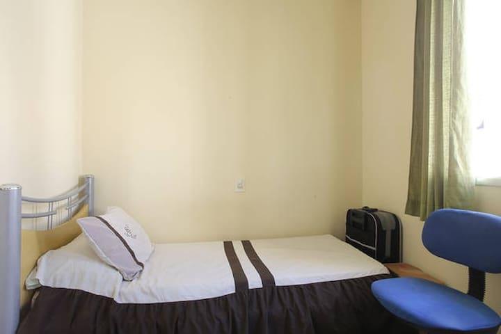 Single room - São Paulo - Dom