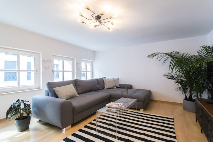 Design apartment in the charming Oldtown.