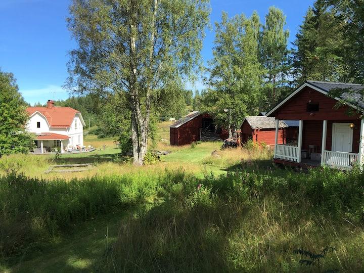 Det norrländska paradiset-Vid Sveriges mittpunkt