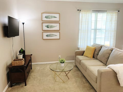 Family-friendly suite min to Downtown, Baylor