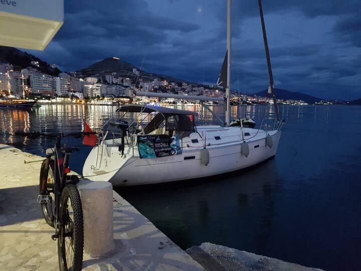 Unique Sailing Boat Adventure for 6 People!