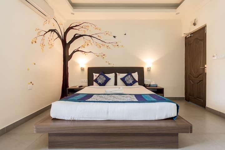 Serviced Apartments near 12th main Indiranagar