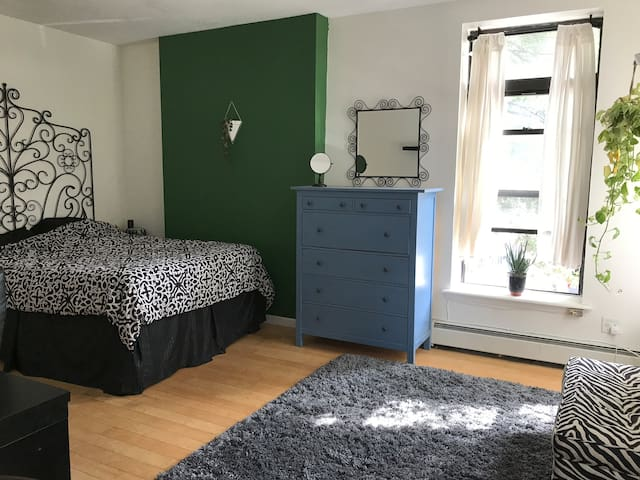 Sunny, spacious room in Bedstuy
