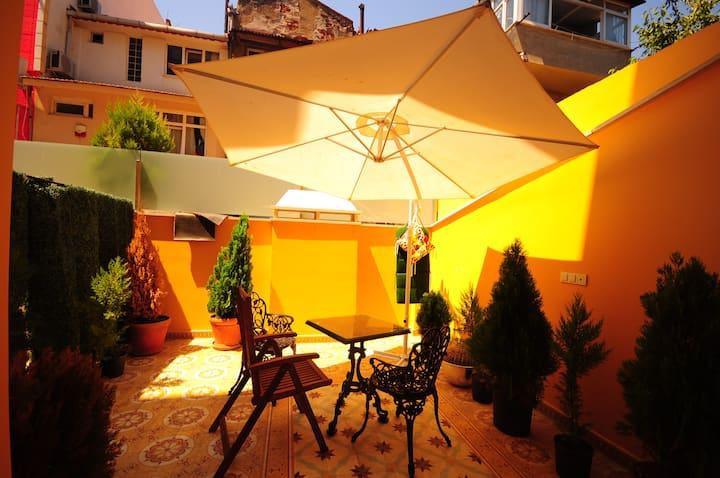 Taksim City Center Garden Room