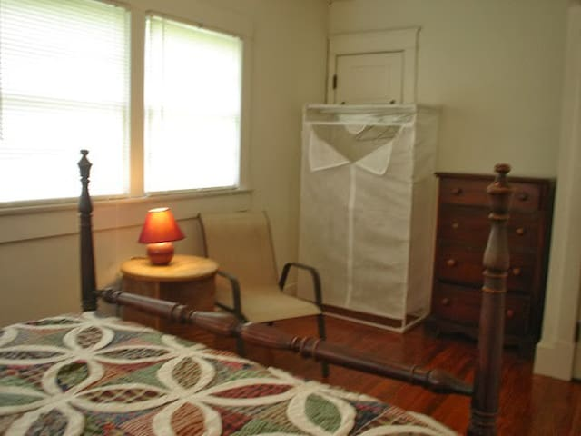 closet view guest room
