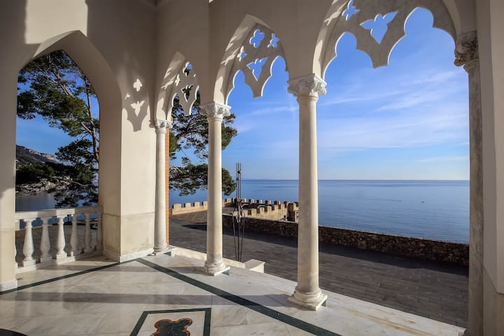 MINORi seaview apartment AmalfiCoast FREE PARKING