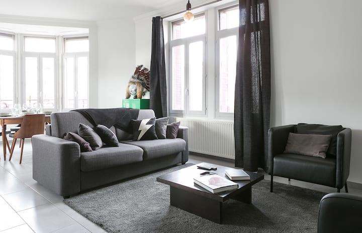 Superbe appartement en plein centre d'Annemasse