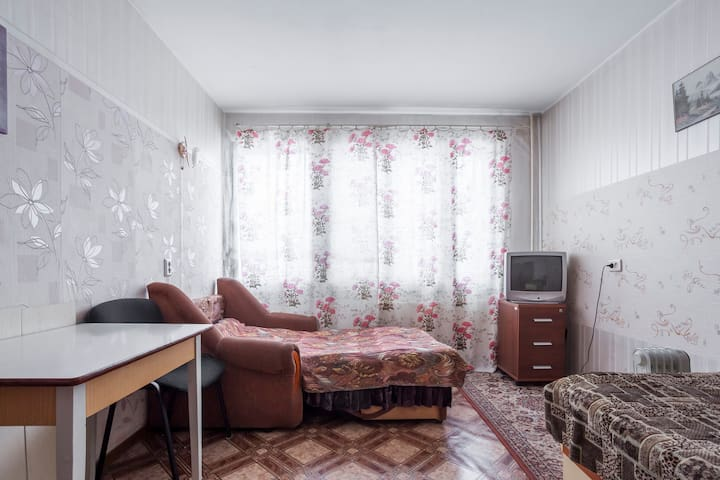 комната 5 мин ходьбы от метро - Sankt-Peterburg - Bed & Breakfast