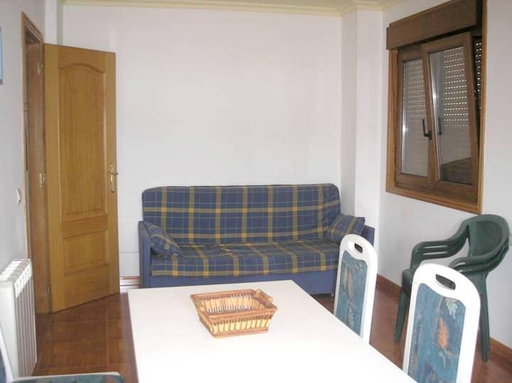 Apartamento de una habitación en A Guarda, con magnificas vistas al mar