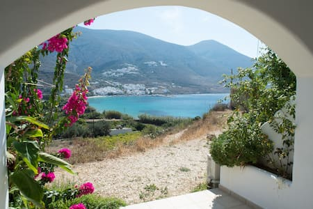 Amorgos, Double/ Twin Studio 1 - Aegiali