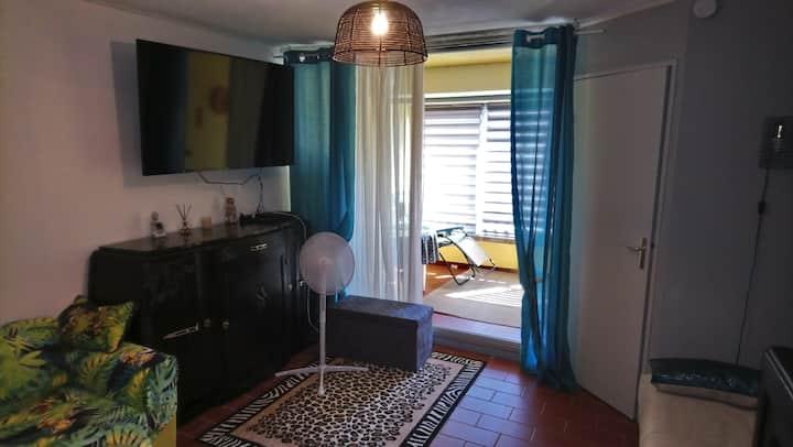 Grand Studio cabine