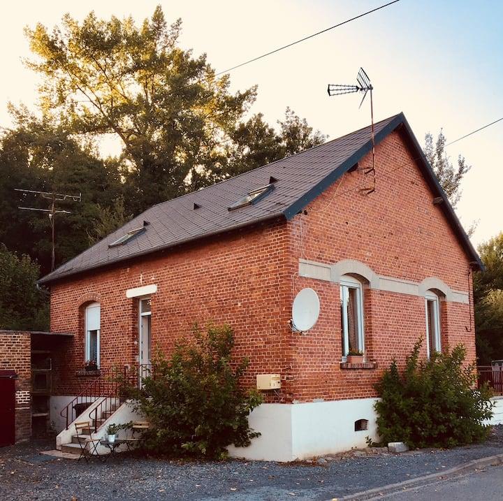 Péronne - Superbe maison individuelle 100m²