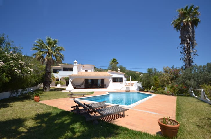 Private Villa lovely panoramic Coast & Sea view