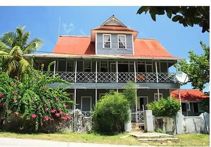 Coconut Paradise Lodge - San Andrés - Bed & Breakfast