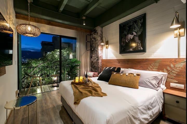 🌿Extra Clean 🧤Deluxe Room - Balcony Vía Primavera🌿