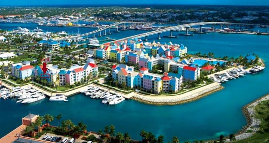 Harborside at Atlantis 2 Bedroom Lock-Off Rental