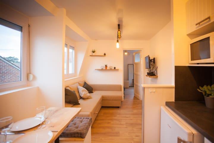 Appartement T2 idéal pour 2 à 4 personnes