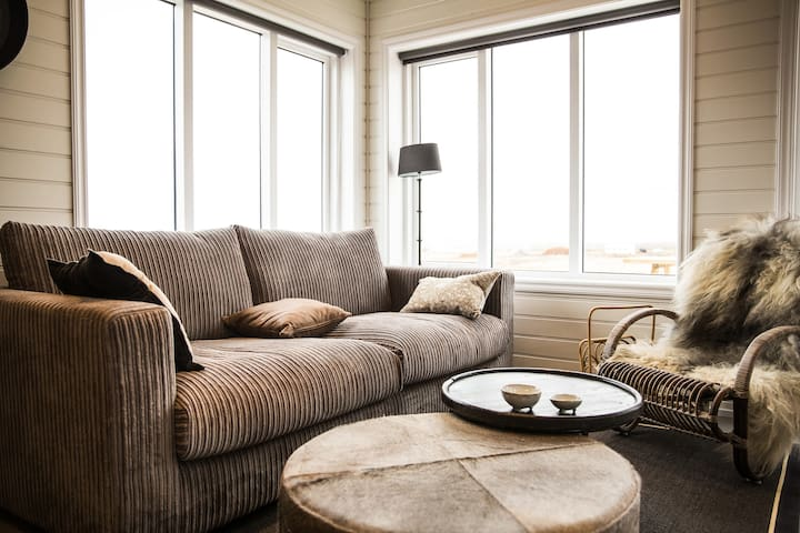 Gullfoss & Geysir Luxury Cabin - Reykholt - Cabane