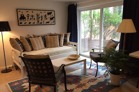 Large Room/Full Bath/Quiet/Private - Bethesda - Huis