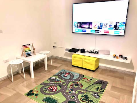 Guest House Service - Game Apartment Bari