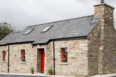 Ballynasollus  Cottage Traditional Irish cottage.