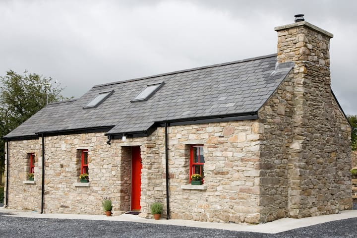Ballynasollus  Cottage Traditional Irish cottage.
