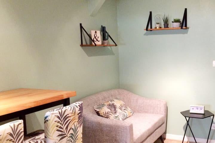 Cozy Studio Hypercentre