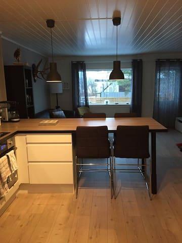 Hyggelig og sentralt midt i Lillehammer - Lillehammer - House