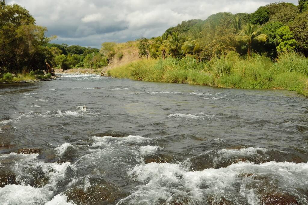 Cristalino Río Actopan