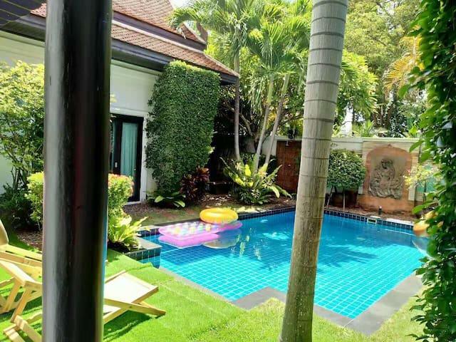 Paradise Beach Garden(2 bedroom)