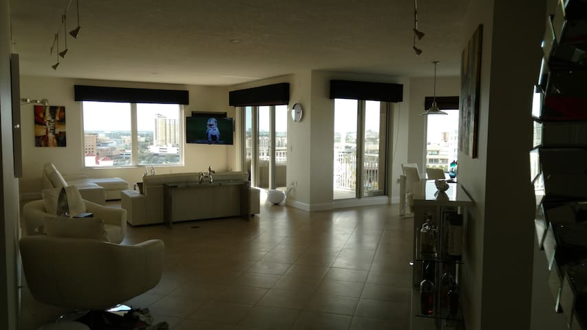3/3 Waterfront High-Rise Condo for Elite Guests! - Tampa - Apto. en complejo residencial