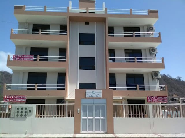 Departamento frente al mar / Apartment by the sea - San Jacinto - Apartamento