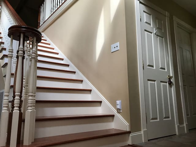 Staircase to Loft