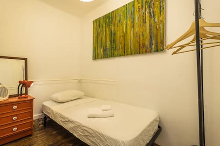 Single room at city center