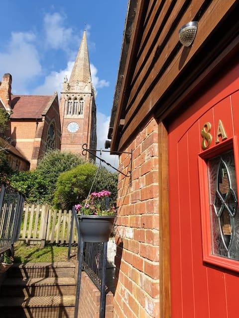 Churchview Cottage, Lyndhurst High St, New Forest