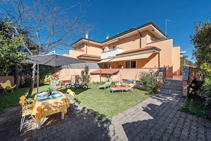 """""""Sole & Sale"""" - Villetta con giardino"""