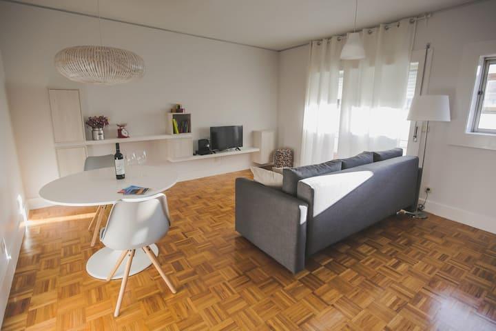 Bright Apartment Oporto